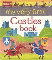 My Very First Castles Book (kartonnage)