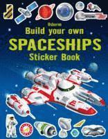 Build Your Own Spaceships Sticker Book (häftad)
