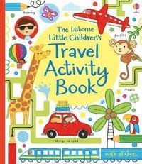 Little Children's Travel Activity Book (häftad)