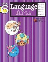 Language Arts: Grade 6 (Flash Kids Harcourt Family Learning) (h�ftad)