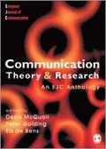 Communication Theory and Research