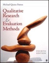 Qualitative Research & Evaluation Methods (inbunden)