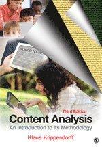 Content Analysis (h�ftad)