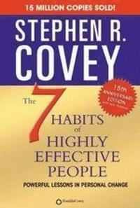 The 7 Habits of Highly Effective People (kartonnage)