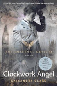 Infernal Clockwork Angel (h�ftad)