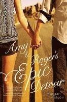 Amy & Roger's Epic Detour (h�ftad)