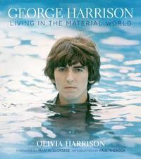 George Harrison: Living in the Material World (inbunden)