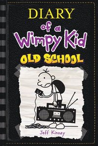 Diary of a Wimpy Kid #10: Old School (kartonnage)