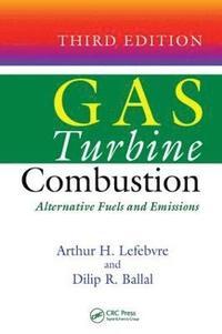 Gas Turbine Combustion (inbunden)