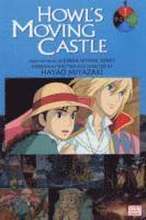 'Howl's Moving Castle' Film Comic: v. 1 (h�ftad)