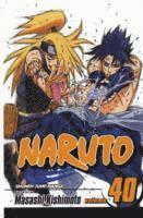 Naruto: v. 40 (h�ftad)