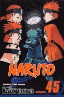Naruto: v. 45 (h�ftad)