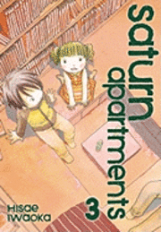 Saturn Apartments, Volume 3 (h�ftad)