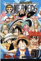 One Piece: v. 51 (pocket)