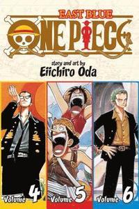 One Piece: East Blue 4-5-6 (pocket)