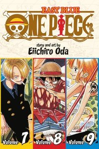 One Piece: East Blue 7-8-9 (pocket)