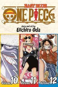 One Piece: East Blue 10-11-12 (pocket)
