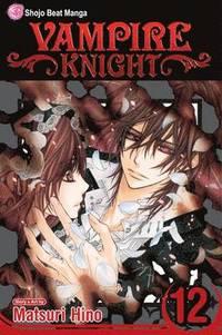 Vampire Knight: v. 12 (h�ftad)