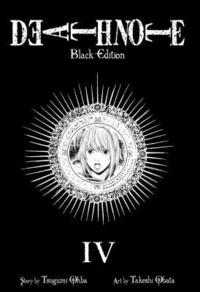 Death Note Black: Bk. 4 (h�ftad)