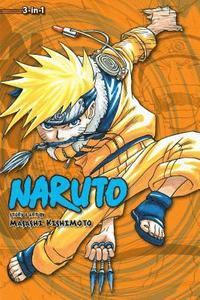 Naruto: Vols. 4, 5 &; 6 (h�ftad)