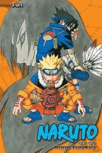 Naruto: 3-in-1 Edition 3 (h�ftad)