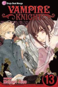 Vampire Knight: 13 (h�ftad)