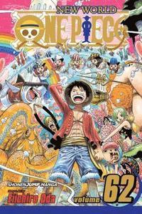 One Piece: 62 (pocket)