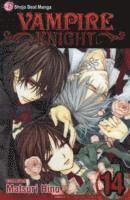 Vampire Knight: 14 (h�ftad)