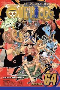 One Piece: 64 (pocket)