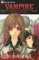 Vampire Knight: 15 (h�ftad)
