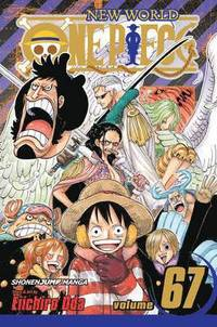 One Piece: 67 (pocket)
