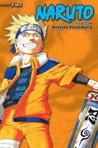 Naruto: 4 3-in-1 Edition (h�ftad)