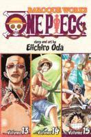 One Piece: Baroque Works 13-14-15 (pocket)