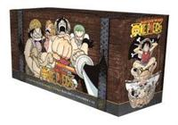 One Piece Box Set: East Blue and Baroque Works: Volumes 1-23  With Premium (pocket)