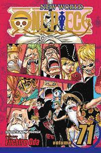 One Piece: 71 (pocket)