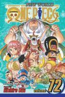 One Piece: 72 (pocket)