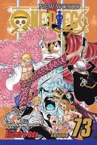 One Piece: 73 (h�ftad)