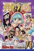 One Piece 74: 74