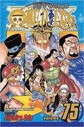 One Piece 75: Volume 75