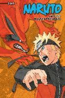 Naruto: Includes Vols. 49, 50 &; 51