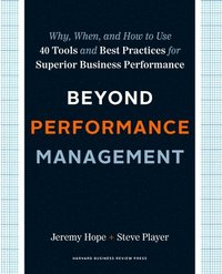 Beyond Performance Management (inbunden)