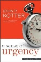 A Sense of Urgency (inbunden)