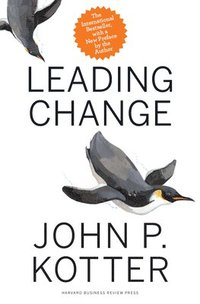 Leading Change (inbunden)