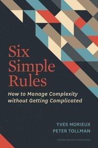 Six Simple Rules (inbunden)