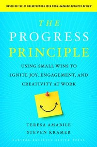 The Progress Principle (inbunden)