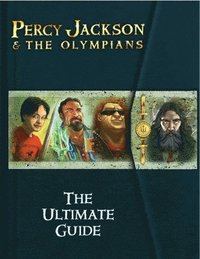 Percy Jackson & the Olympians: The Ultimate Guide [With Trading Cards] (inbunden)