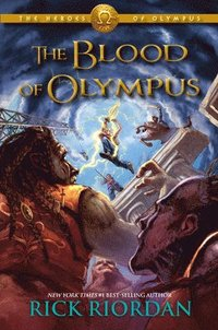 The Blood of Olympus (h�ftad)
