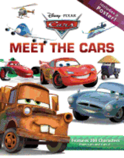 Meet the Cars (inbunden)