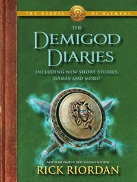 The Demigod Diaries (h�ftad)