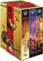 The Kane Chronicles Hardcover Boxed Set (h�ftad)